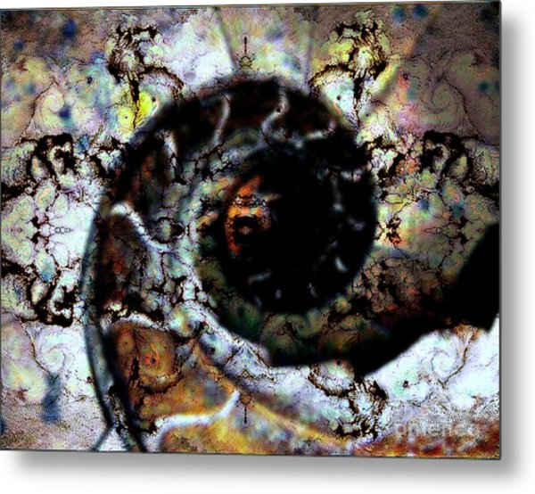Pure Abstraction Metal Print