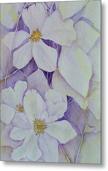 Purple Shades Metal Print