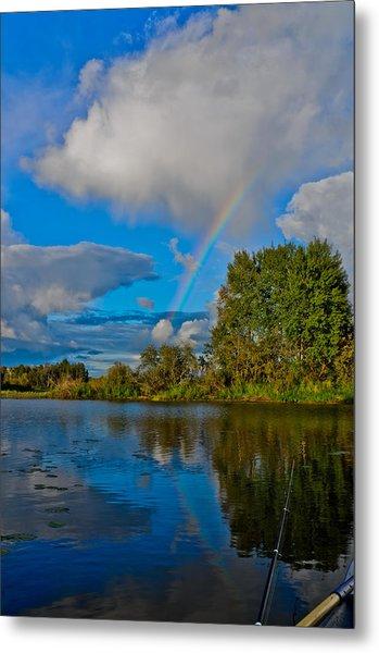 Rainbow Metal Print