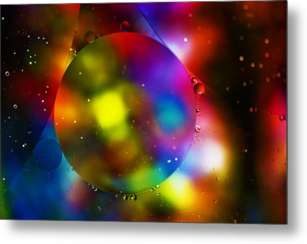 Rainbow Warrior Metal Print