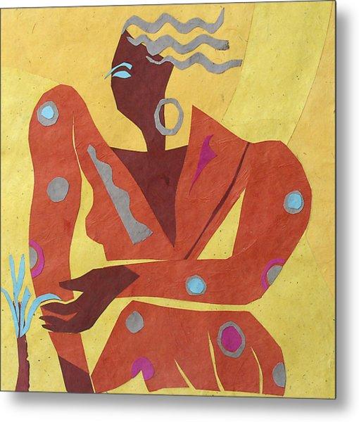 Dancer At Rest #2 Metal Print