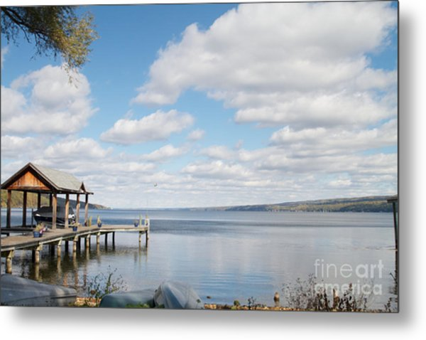 Resting Waters Metal Print