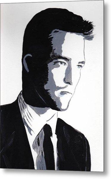 Robert Pattinson 2 Metal Print