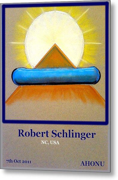 Robert Schlinger Metal Print