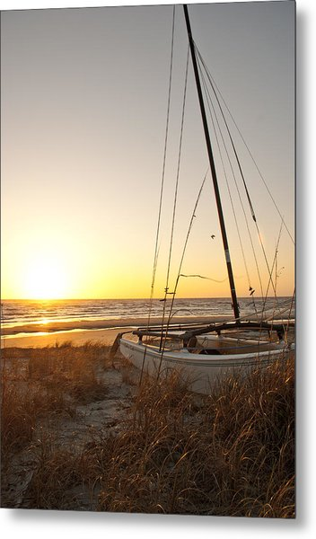 Metal Print featuring the photograph Sailors Delight by Francis Trudeau