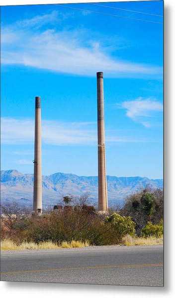San Manuel 2 Metal Print by T C Brown