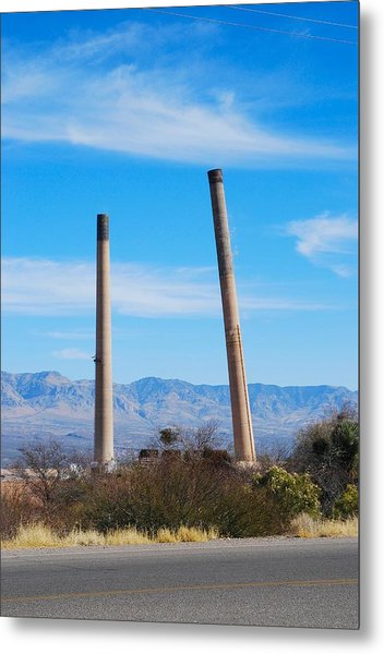 San Manuel 3 Metal Print by T C Brown