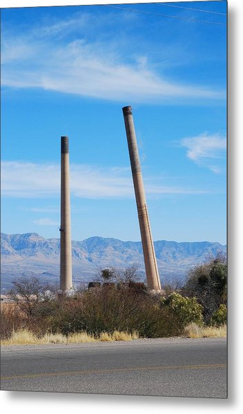 San Manuel 7 Metal Print by T C Brown