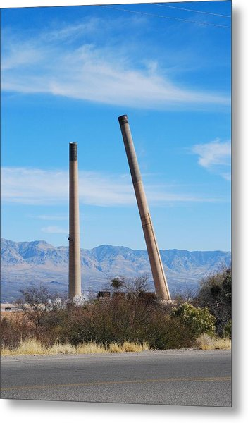 San Manuel 9 Metal Print by T C Brown