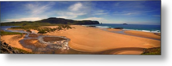 Sandwood Bay Metal Print