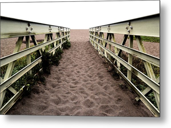 Sandy Bridge - Color Metal Print