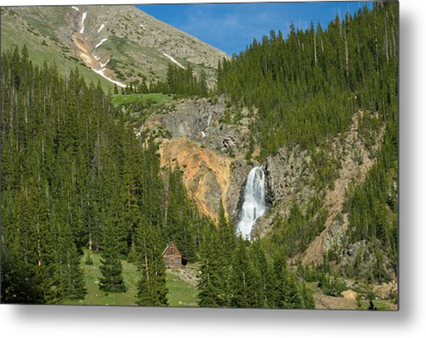 Scenic Colorado - 4786 Metal Print