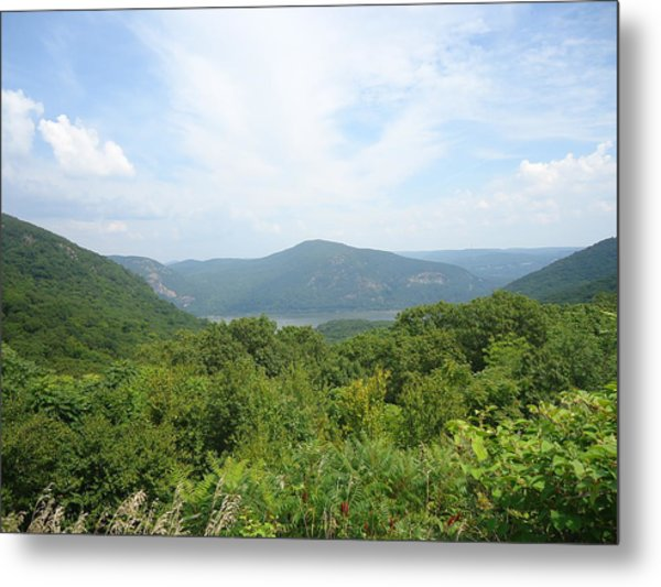 Scenic Overview Metal Print