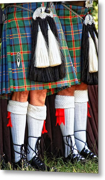 Scottish Festival 4 Metal Print
