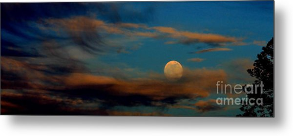 Second Full Moon 2012 Metal Print