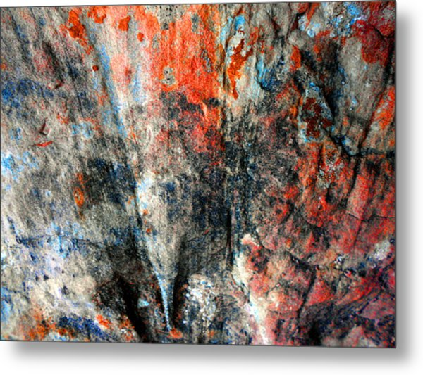 Sedona Red Rock Zen 72 Metal Print