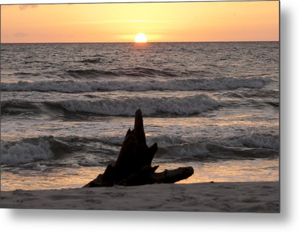 Serendipity Sunset Metal Print
