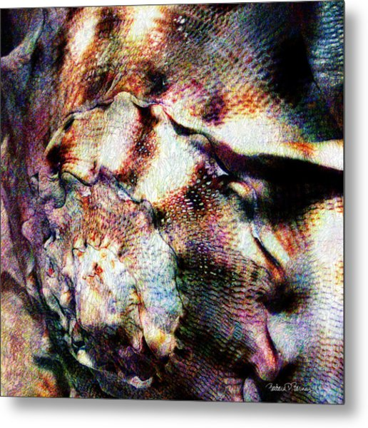Shell Game Metal Print