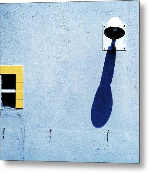Shine On #light #shadow #italy Metal Print