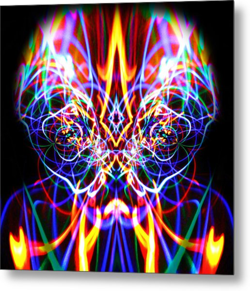 Shmelkter Metal Print by Christian Allen