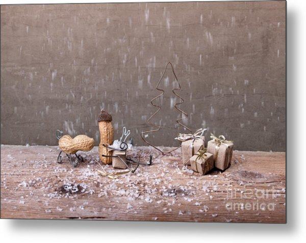 Simple Things - Christmas 07 Metal Print