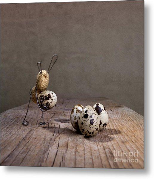 Simple Things Easter 03 Metal Print