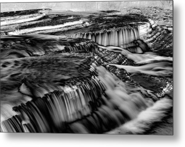 Six Fingers Falls Metal Print