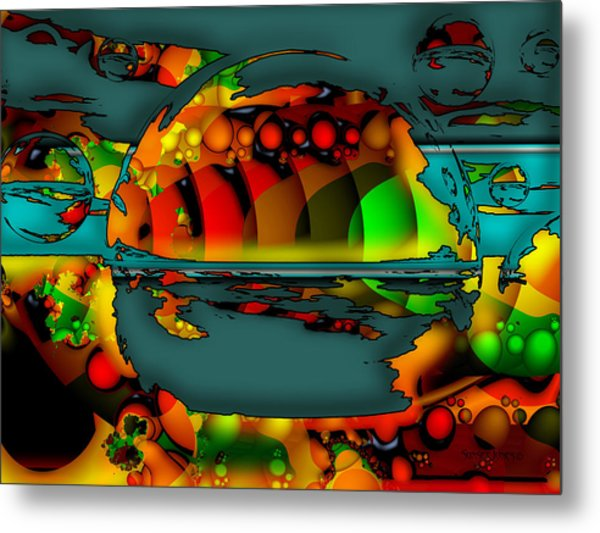 Sixty Eight Metal Print