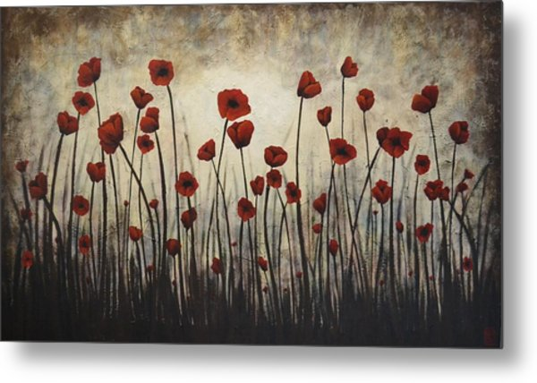 Solace Metal Print by Holly Donohoe