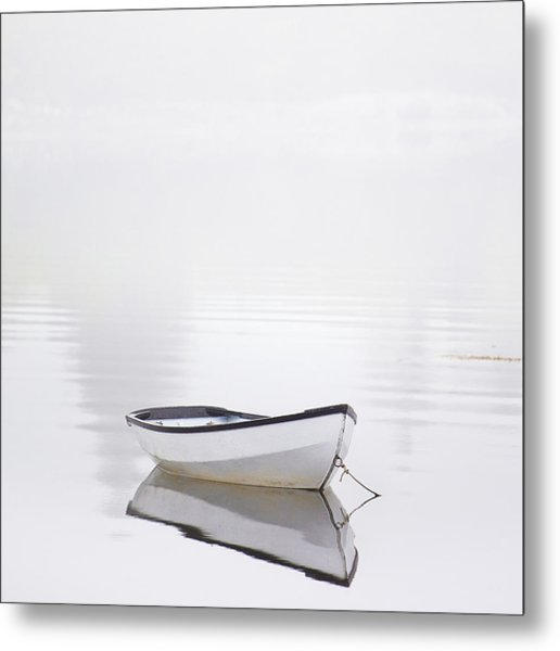 Solitude Metal Print by Don Powers