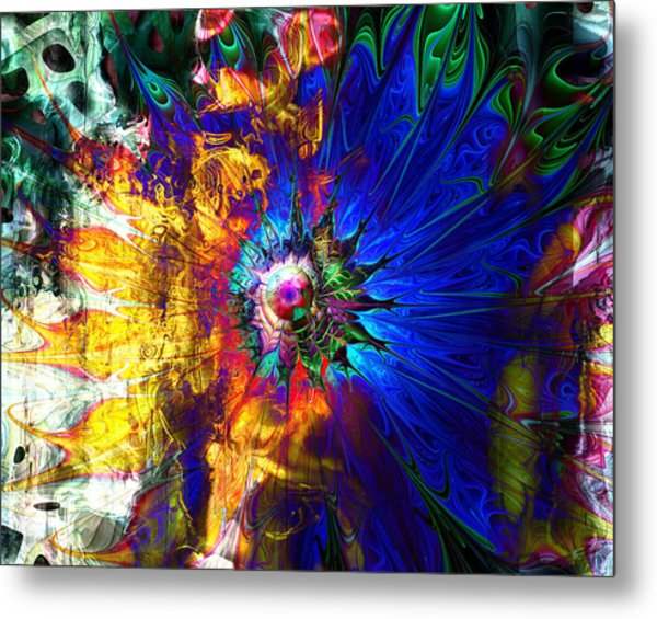 Souls United Metal Print