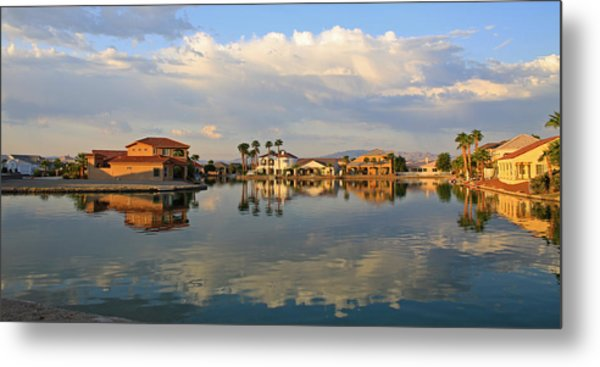 South Bullhead Sunrise Metal Print