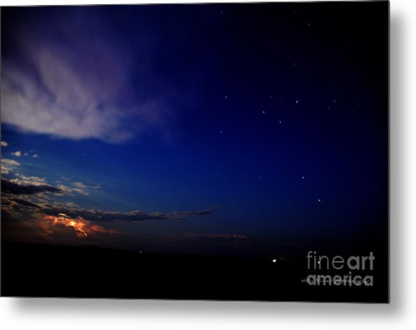 Metal Print featuring the photograph Southern Ocean Storm by Vicki Ferrari