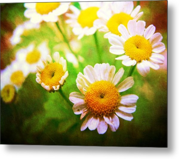 Spring Bouquets Metal Print