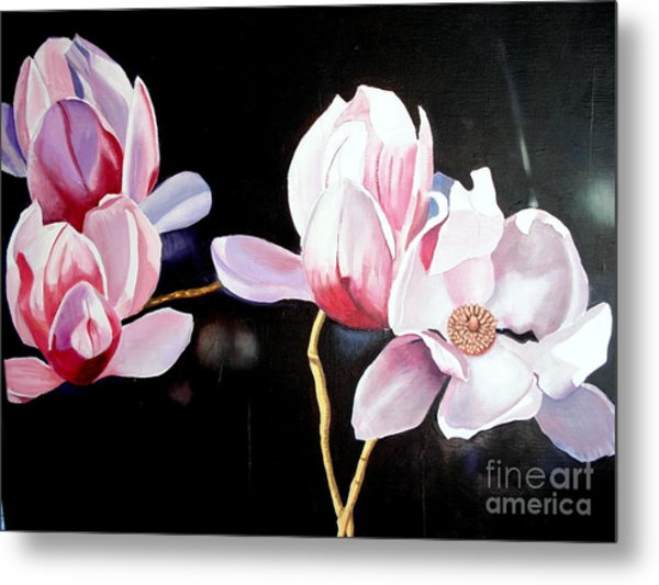 Spring Delight Metal Print