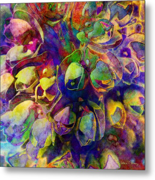 Spring In My Mind Metal Print
