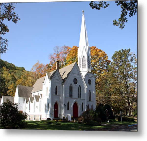 St. John's Church Metal Print