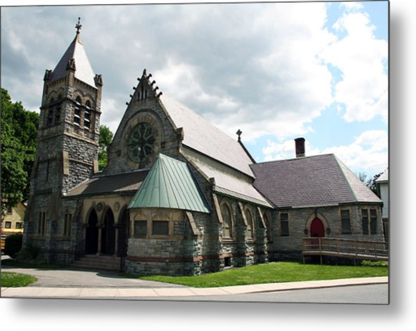 St. Mark's Church Metal Print