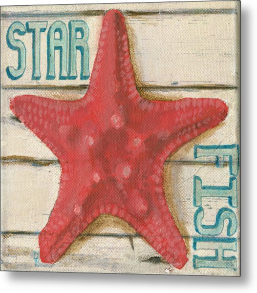 Star Fish Metal Print