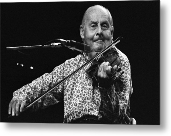 Stephane Grappelli 1 Metal Print
