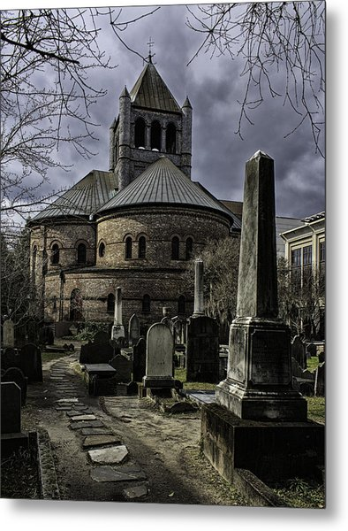 Steps In Time Metal Print