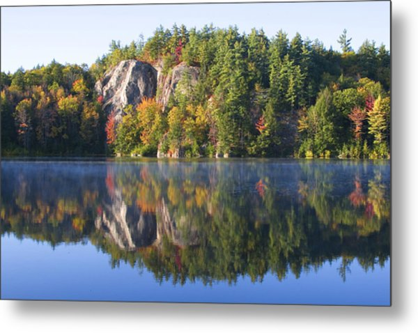 Stonehouse Pond  Metal Print