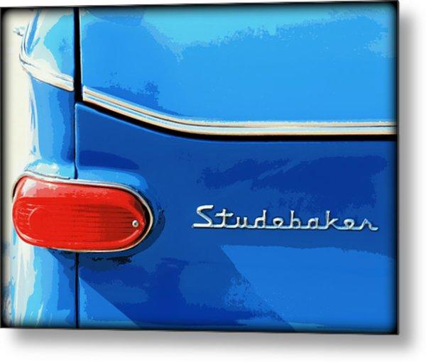 Studebaker 2 Metal Print