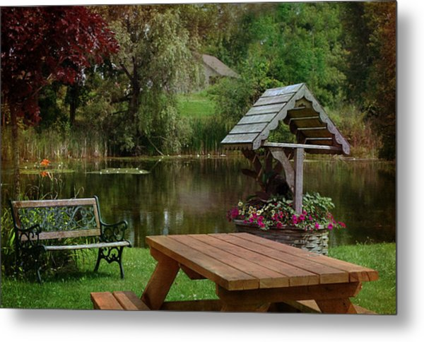 Summer Pleasures Metal Print