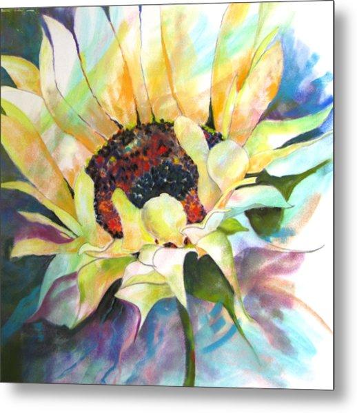 Sunflower IIi Metal Print
