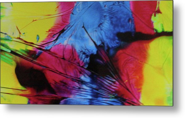 Sunlight Serenade Metal Print