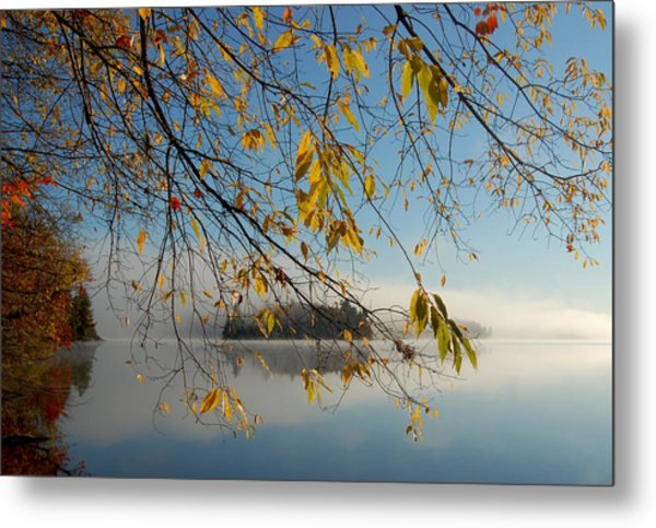 Sunrise On Low's Lake Metal Print