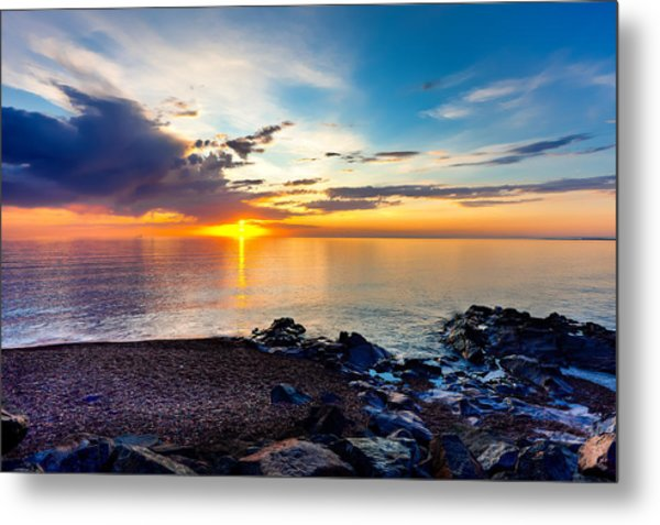 Superior Dawn Metal Print