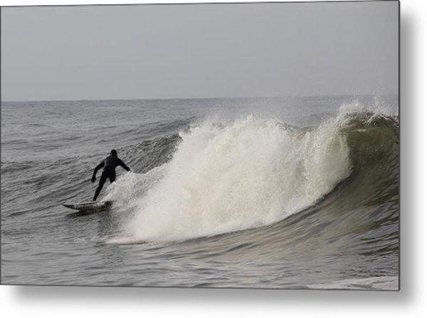 Surf 1 Metal Print by Dan Madden
