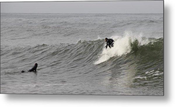 Surf 4 Metal Print by Dan Madden